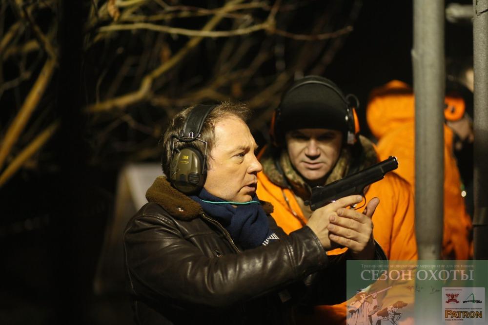 Андрей Федорцов на стрельбах СО-2014г.
