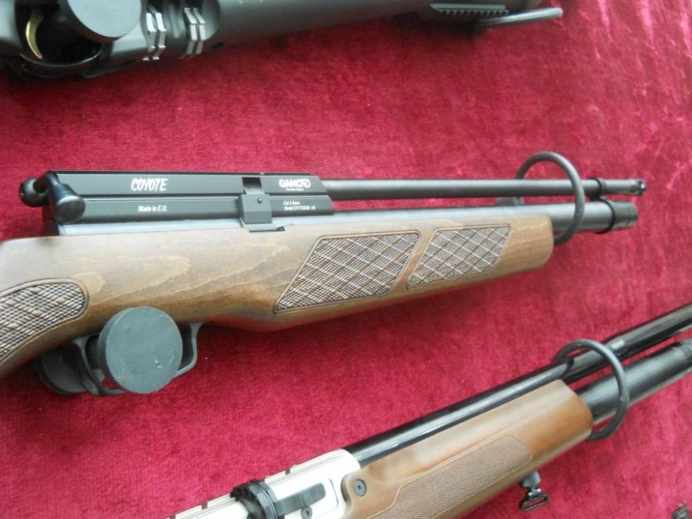 Новинка пневматическая винтовка Camo PSP «Coyote» калибр 4,5