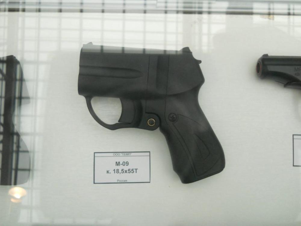 Травматический пистолет ОСА М-09